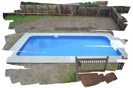 water and curbing York Region Hot Tub and Leisure